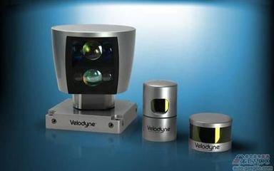 LiDAR USA公司将把Quanergy公司的M8激光雷达传感器整合