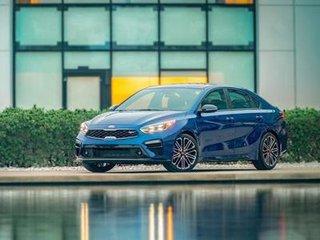 近日起亚新一代的Forte GT在2018洛杉矶车展正式发布