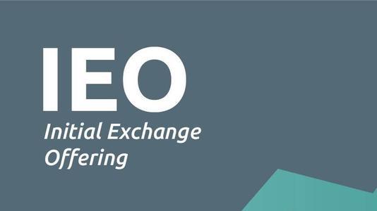 向Crypto的最新孩子IEO首次公开募股问好