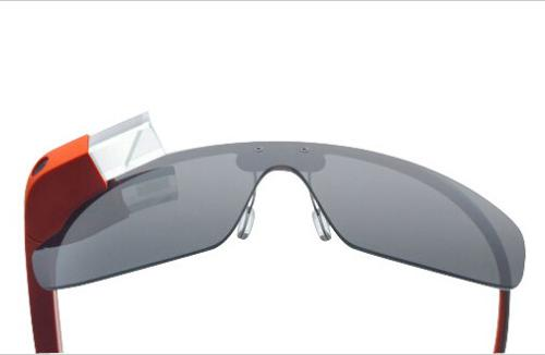 Google Glass雷朋