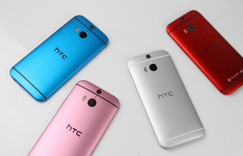 HTC One M8智能手机如何与竞争对手竞争