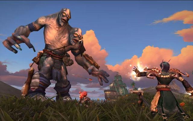 《魔兽世界》将玩家保持在室内的100%XP奖励