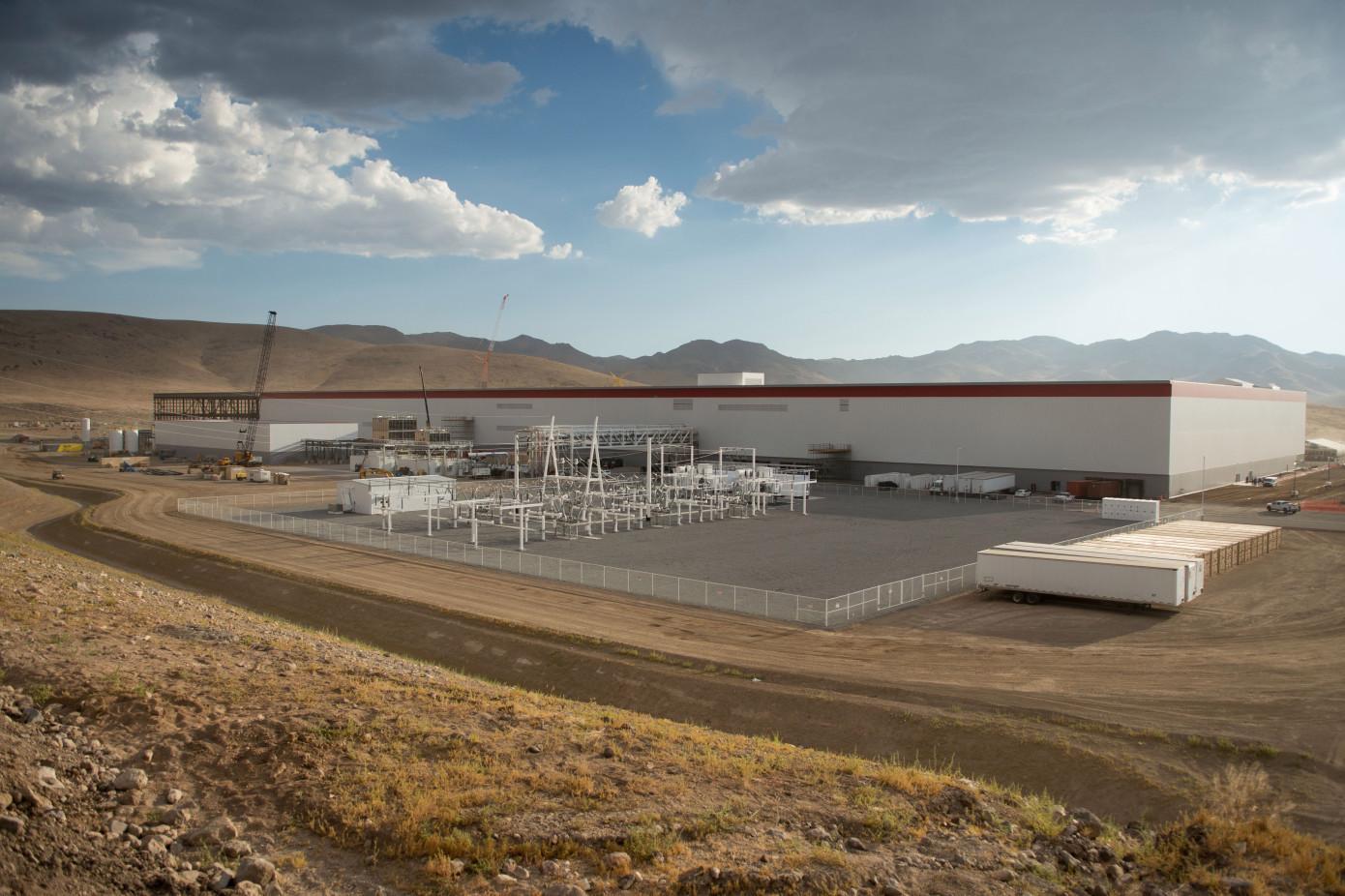 特斯拉合作伙伴松下将关闭其在内华达州超级工厂的运营