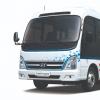 现代汽车公司在韩国市场推出了首款电动小型巴士