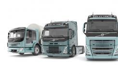 沃尔沃卡车将从2021年开始在欧洲市场上出售全系列电动卡车