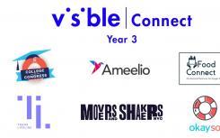 Visible宣布2020 Visible Connect Accelerator计划的新成员