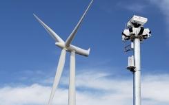 通过使用IdentiFlight AI技术大大减少了风电场中的鸟类死亡