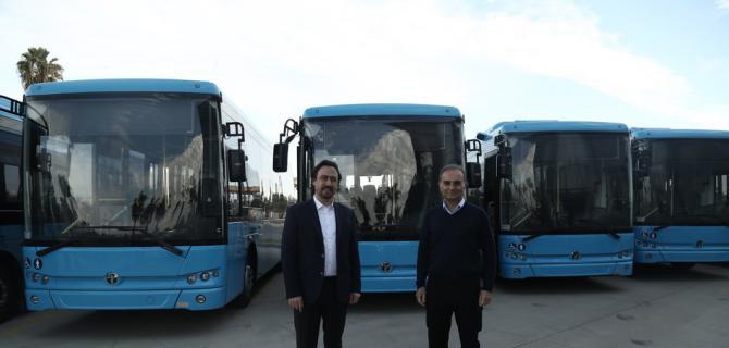TEMSA向瑞典最绿色的岛屿提供电动巴士