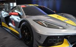 雪佛兰汽车制造商正在推出一款名为C8.R的新Corvette赛车版
