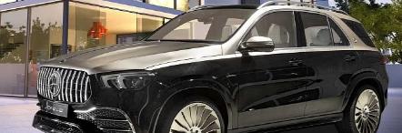汽车资讯:有黑帮奔驰GLE和AlCapone批准HofeleHGLE