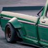 汽车资讯:福特F-150土屋特别看起来像老式漂移车之王