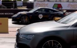 汽车资讯:1000马力的奥迪RS7认为处理调谐的911 Turbo S已经足够了