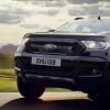 福特在法兰克福车展上发布了Ranger黑色版 限量版只有2500台